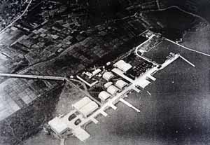 Kasumigaura Navy Air Corp base