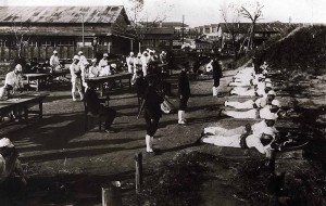 奈良-陸戦術射撃訓練